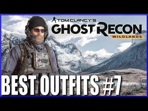 Ghost Recon Wildlands - How To Change Clothes And Save Outfits (My