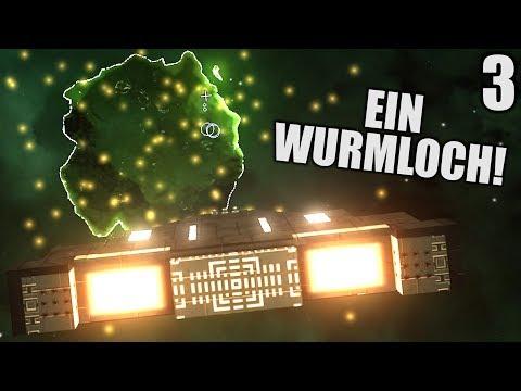 Avorion #3 Ein Wurmloch! | Deutsch