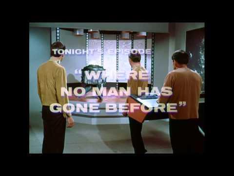 Star Trek - Where No Man Has Gone Before - deleted scenes