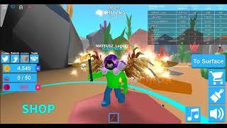 Roblox Mining Simulator Part 2 (mat playing)