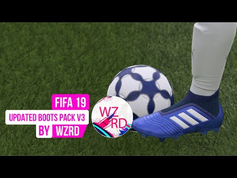 WZRDs UPDATED BOOTS PACK v3