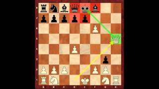 Chess for Beginners. Chess Openings #3. Opening Examples. Owen's Defence. Eugene Grinis. Chess