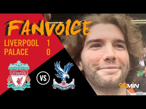Mane on fire! Mane goal gives Liverpool win | Liverpool 1-0 Crystal Palace | 90min FanVoice