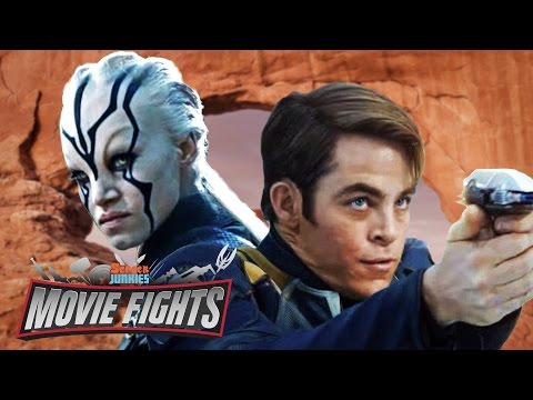 Star Trek Beyond Trailer: Good or Bad? - Movie Fights!