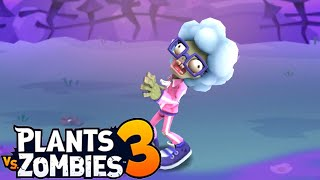 Plants vs. Zombies 3 - Gameplay Walkthrough Part 6 - Buttercup VS Power Walker (Park Zombie)