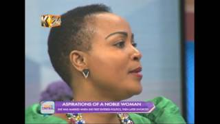 K24 Talk Central: Hon. Joyce Lay Women Rep Taita Taveta