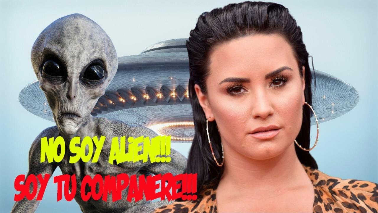Demi Lovato pide respeto para los Aliens