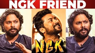 Negative Comments on NGK? - Actor Rajkumar Opens Up | Selvaraghavan | Suriya | WV 39