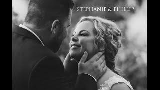 Adventure Wedding Photography | Wedding Film | Stephanie & Phillip