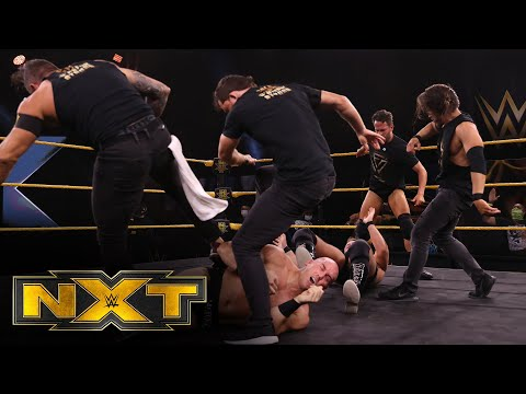 The Undisputed ERA attacks Imperium: WWE NXT, July 29, 2020