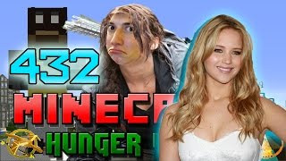 Minecraft: Hunger Games w/Mitch! Game 432 - Jennifer Lawrence, Wife Why?!
