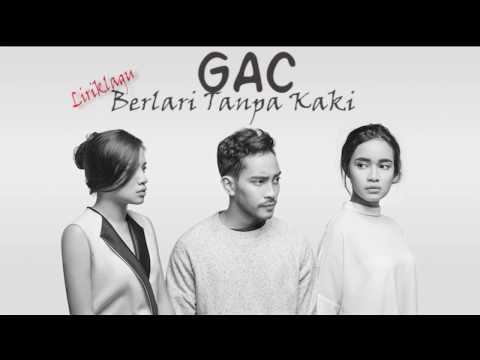 GAC - Berlari Tanpa Kaki ~OST. Cek Toko Sebelah (Video Lirik)