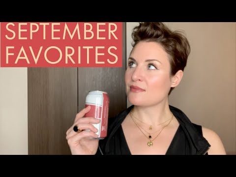 September Favorites. With a Canned Pinot Noir | Cate the Great Beauty thumbnail