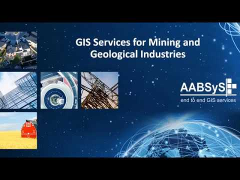 AABSyS Services for the Mining and Geology Industry