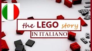 The LEGO Story - HD 1080p. - IN ITALIANO