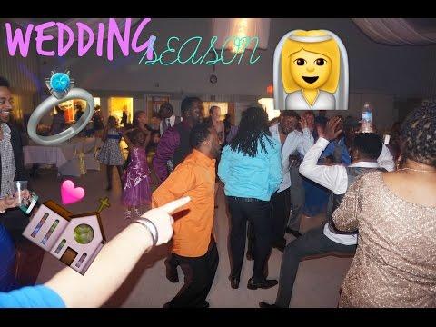 VLOG 9 WEDDING SEASON!!!