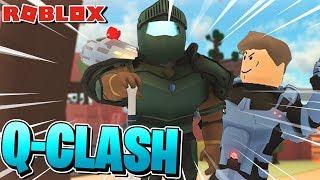 ROBLOX Q-CLASH BETA CHARACTER SHOWCASE! [Roblox Overwatch]