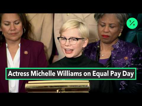 Michelle Williams on Not Receiving Equal Pay