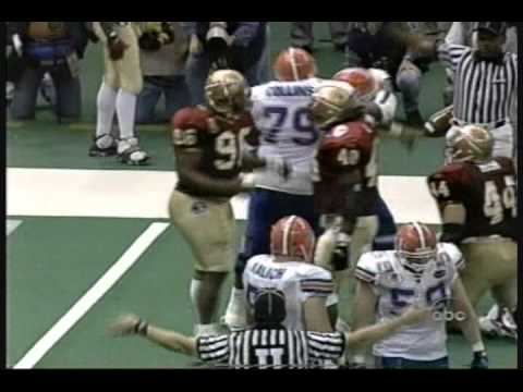 1997 Sugar Bowl - Florida vs FSU
