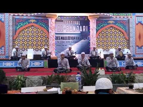 Iqsas Al Mukhtar juara 1 Festival al banjari IQMA 2016