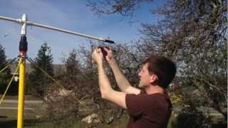 Cooking | Homebrew Buddipole with Modifications