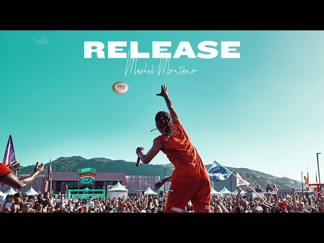 Release (Official Lyric Video) | Machel Montano | Soca 2019