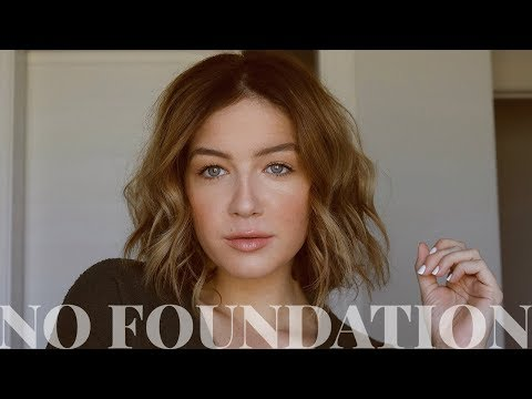 ?No Foundation Makeup Routine?? thumbnail