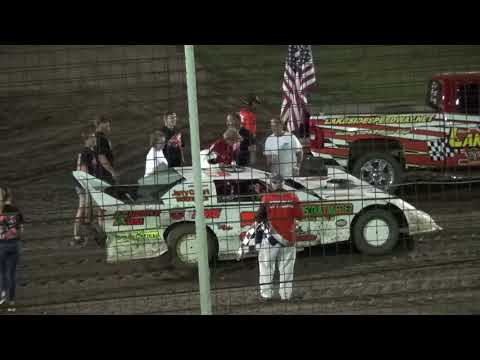 Lakeside Speedway 8 24 18 Pure Stocks E mods Grand Nationals 4 Cylinders Mains