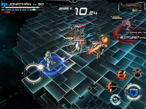 [ Implosion - Pilot Programe -B1] Jonathan strike with all 3 「power redirect」ARK
