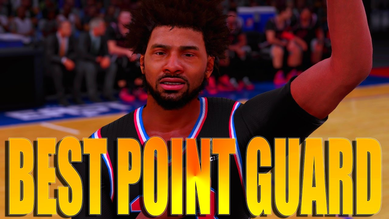 NBA 2K16 Tips - Best POINT GUARD Build   How To Create ...