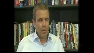 "Gal Hirsch interview for IBA NEWS - תא""ל (מיל') גל הירש בראיון ל"
