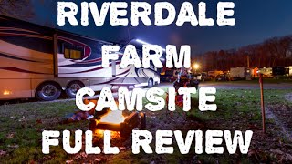 Riverdale Farm Campground Review - Clinton, CT