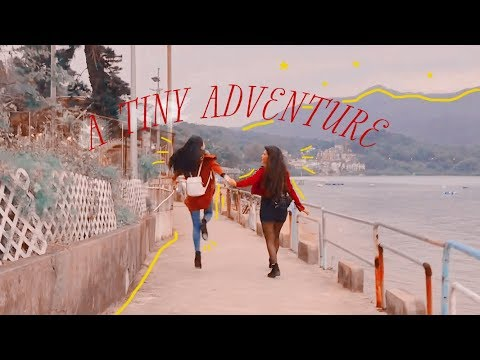 A TINY ADVENTURE AGO. 🌹🌻 (a vlog) | clahrah