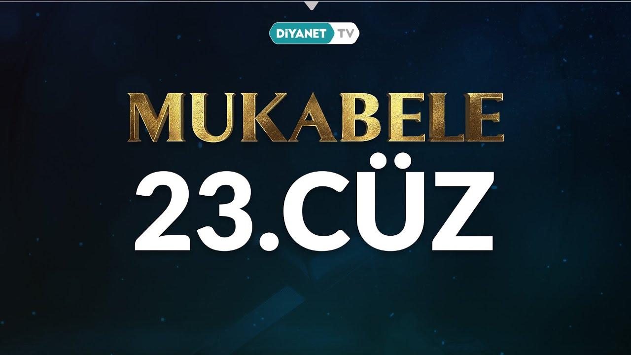 Mukabele 26.Cüz - Diyanet TV