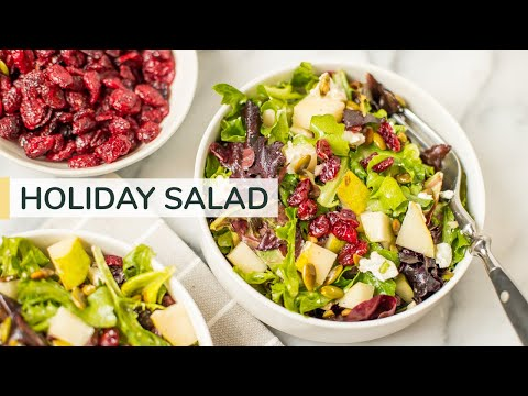 my-go-to-holiday-salad-|-easy-winter-salad-recipe