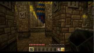 Lets Play Minecraft Together - 3#081 - Pyramiden-Abenteuer - Teil 3