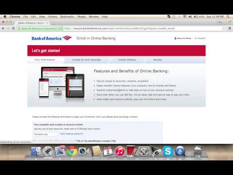 Bank Of America Online Banking Login | How To Access Your Account