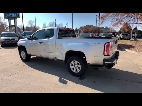 2016 GMC Canyon Broomfield, Arvada, Thornton, Boulder, Longmont, Ft. Collins, CO PGB00175