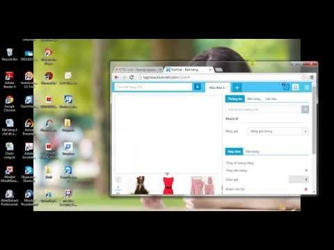 Hướng Dẫn Bán Hàng Offline Trên KiotViet