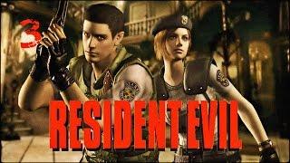 Прохождение Resident Evil HD Remaster (PS4) — Часть 3: Спасение Ричарда