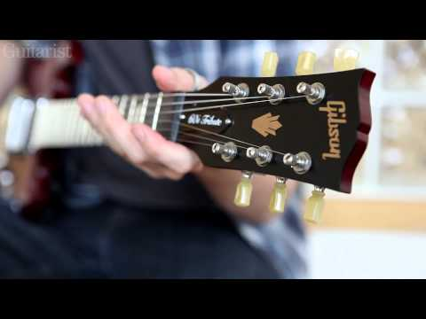 Gibson's Min-ETune self tuning system first look demo