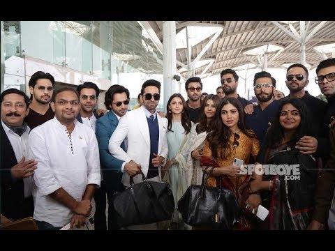 Ranbir Kapoor-Alia Bhatt, Ranveer Singh, Karan Johar, Sidharth Malhotra Are In Delhi To Meet PM Modi Mp3