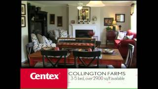 New Homes in Mebane North Carolina - Collington Farms by Centex