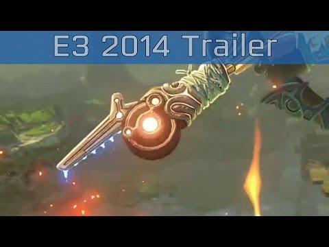 The Legend of Zelda: Breath of the Wild - E3 2014 Announcement Trailer [HD]