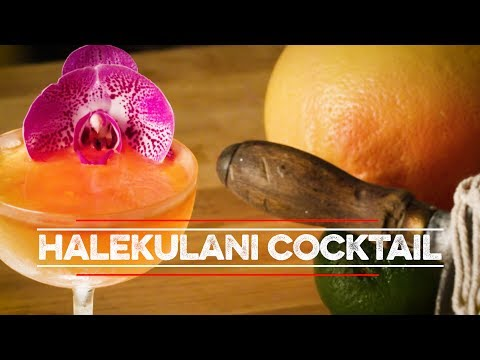 How to Drink: Halekulani Cocktail
