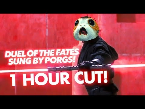 Duel Of The Porgs - *1 HOUR CUT!*