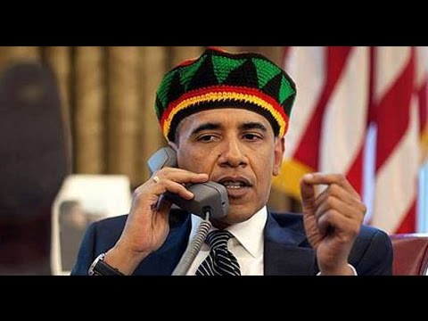 President Obama Meets Bolt & Speak Jamaican!
