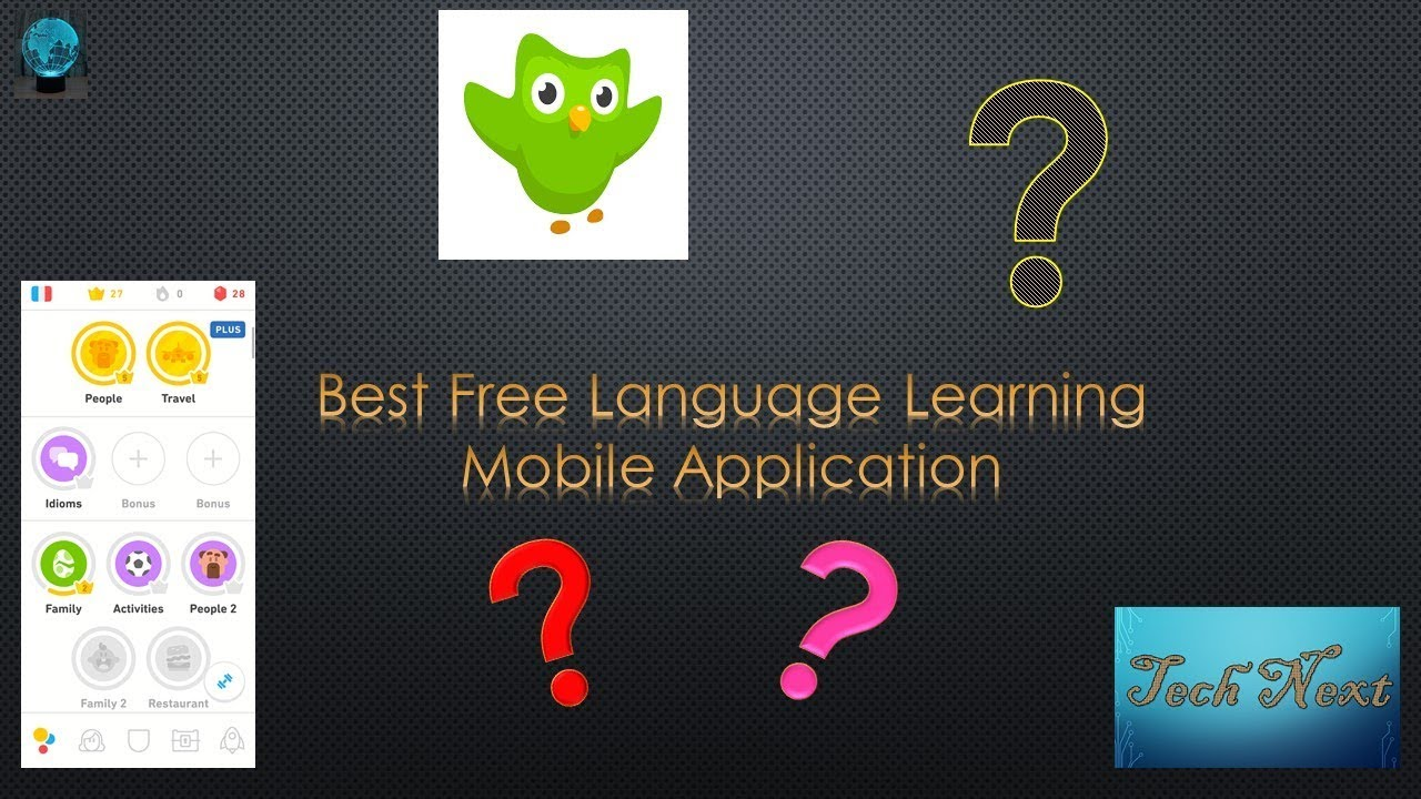 Free Language Learning Mobile Application | How to Sign up and use the best  language learning app
