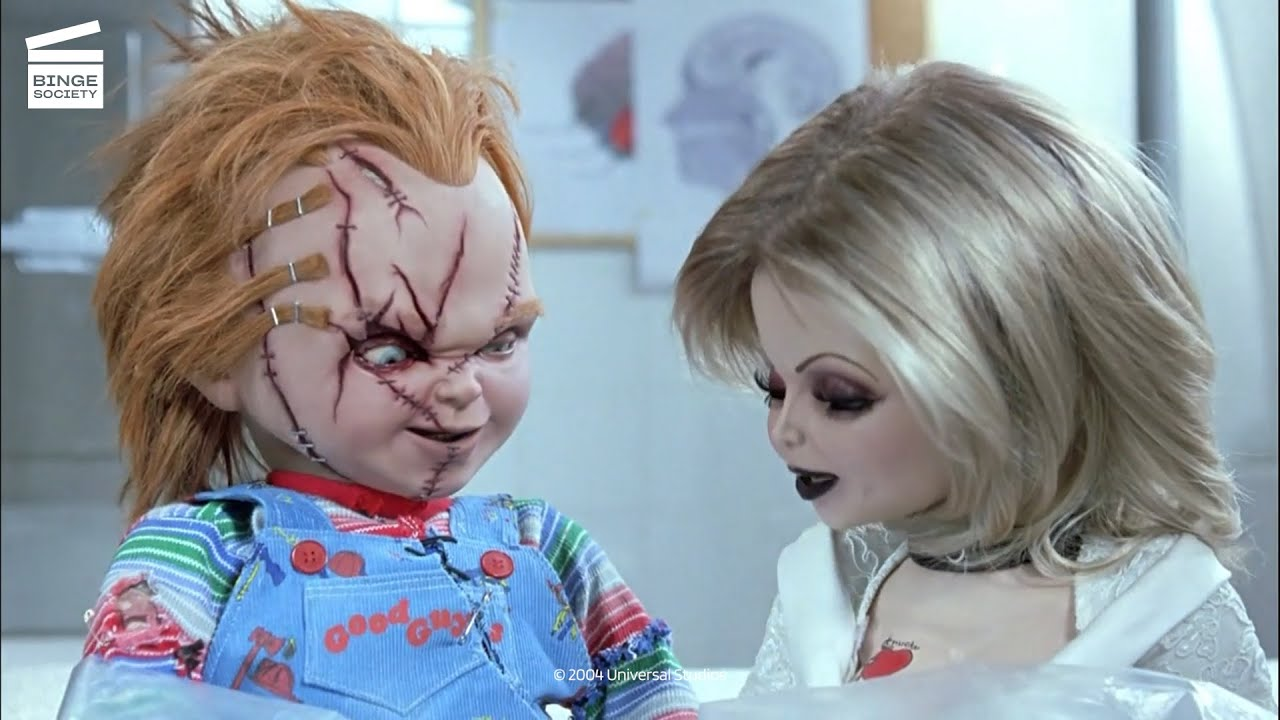 Download Seed of Chucky: Chucky meets his son HD CLIP
