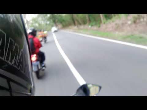 Trip Surabaya - Wonogiri Lewat Ponorogo ... Jalan Mulussssluusss....